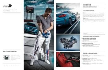 BMW X5 M & BMW X6 M Brochure