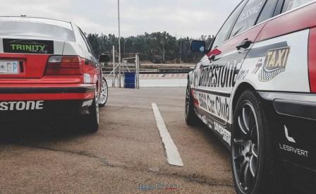 TrackRecon Zwartkopz 2019 BMW Car Club e36