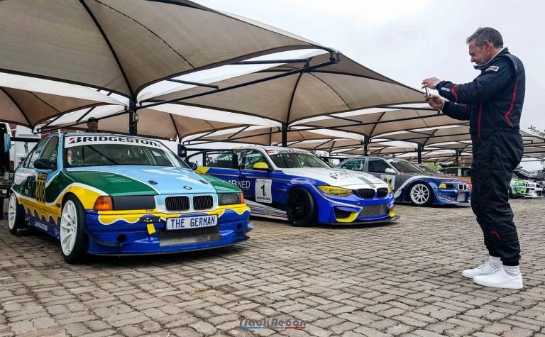 TrackRecon Zwartkopz 2019 BMW Car Club e36 M3