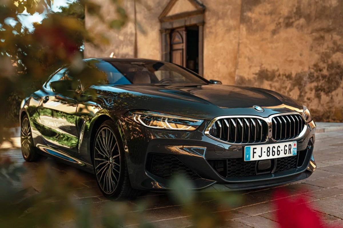 BMW M and the Les Voiles de Saint-Tropez