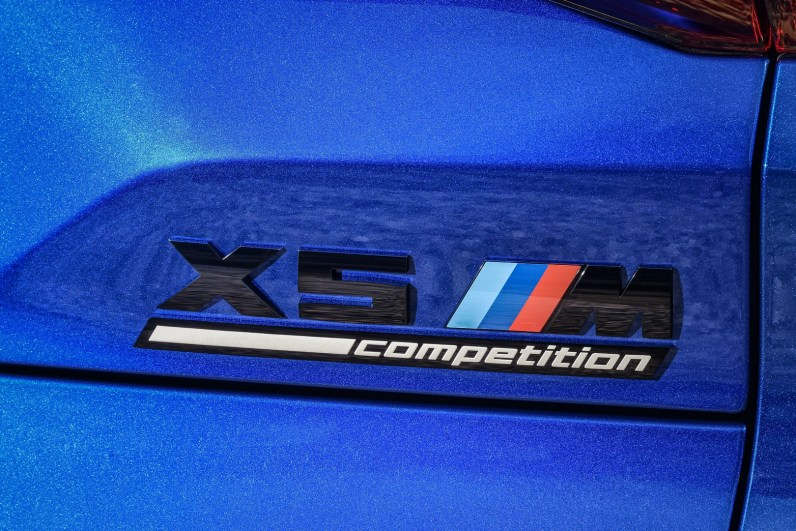 BMW X5 M and BMW X5 M Competition