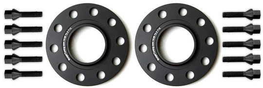Burger Motorsports BMW Wheel Spacer Kit + 10 Bolts (E Chassis) 1