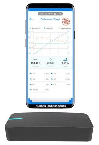 Dragy GPS Based Performance Meter ZA