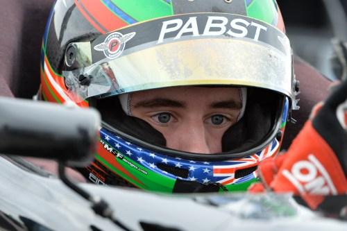 Pabst Racing's newest driver, Jake Eidson, is focused on scoring the Cooper Tires USF2000 powered by Mazda championship in 2015 (Photo courtesy of Indianapolis Motor Speedway, LLC Photography)