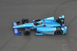 Source SPM - Conor Daly Indy 500 Quals