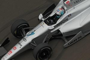 Source SPM - James Jakes Indy 500 Quals