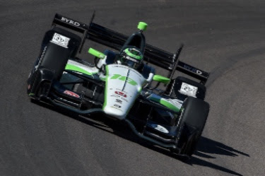 (photo courtesy of Dale Coyne Racing)
