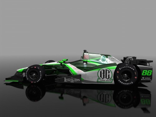 Daly Clauson livery