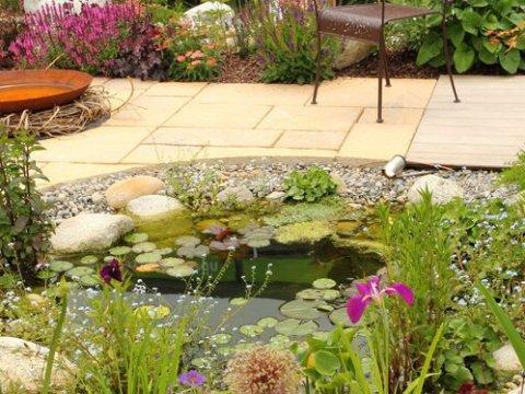 gartengestaltung ideen kleine gärten gartengestaltung: kleine gärten & vorgärten -  ideen