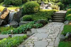 Gartengestaltung bei Hanglage   16 Ideen mit Bildern für ...