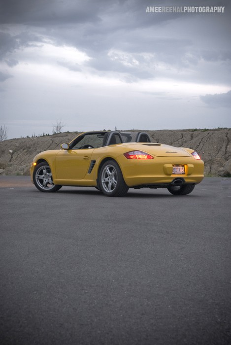 2008 Porsche Boxster Review