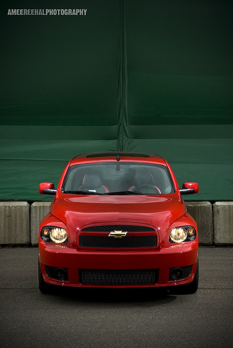 2008 Chevy HHR SS Review