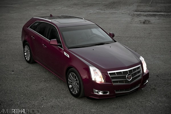 2010 Cadillac CTS Wagon Review
