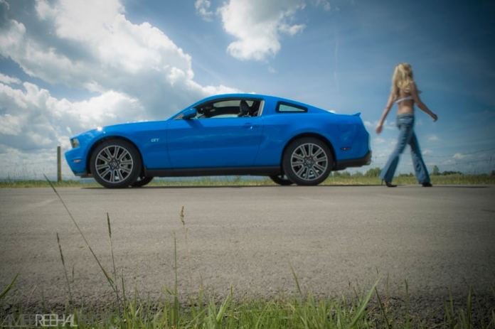 2010 Ford Mustang GT Coupe Review