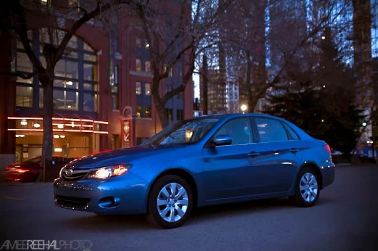 2010 Subaru Impreza 2.5i review