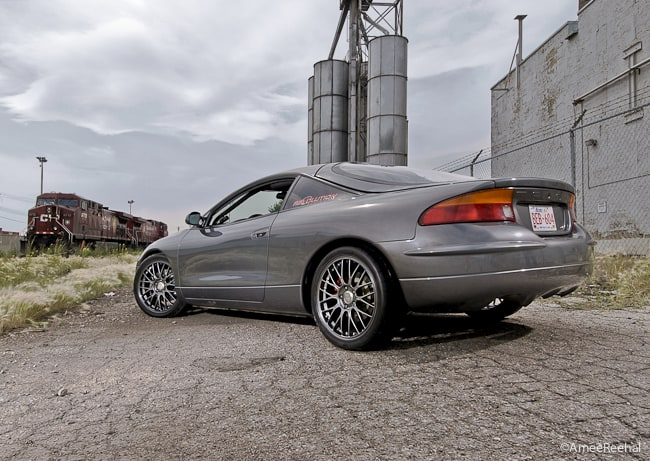 1997 Eagle Talon