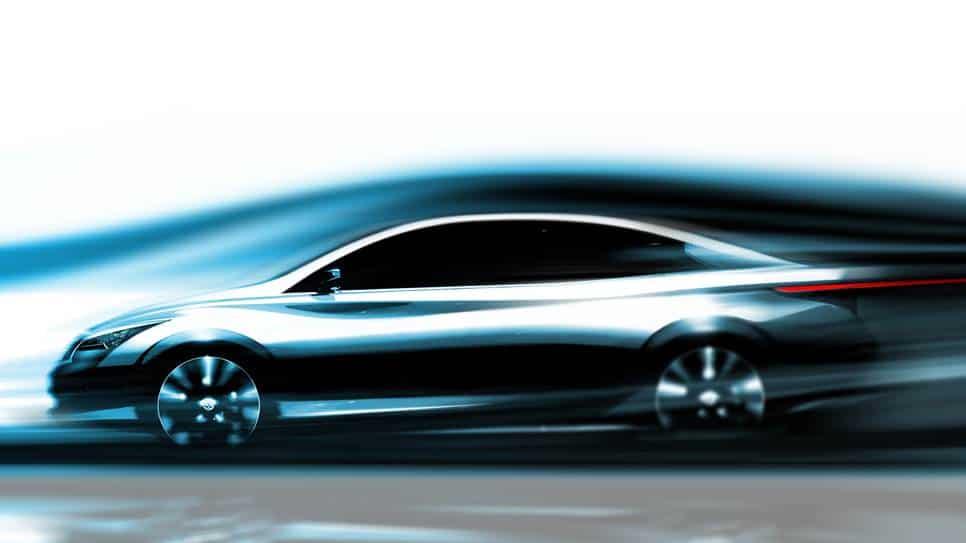 Infiniti Zero Emission Vehicle