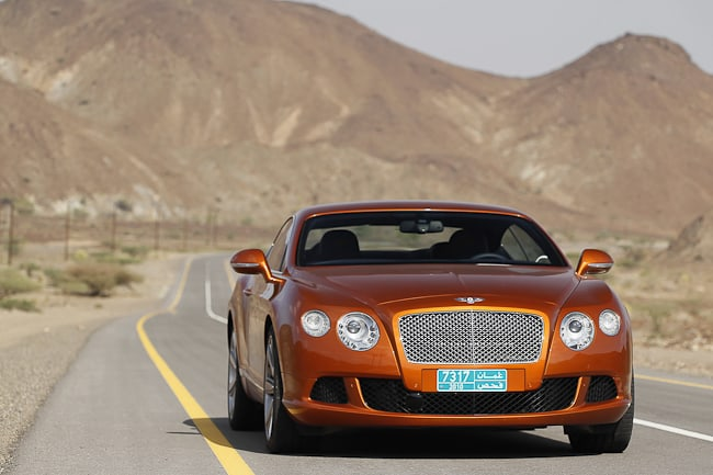 First Drive: 2011 Bentley Continental GT Review