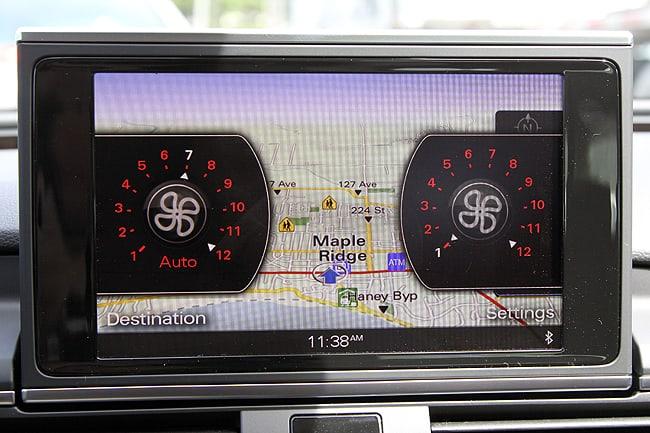 2012 Audi A7 Sportback Review