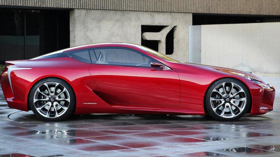 Lexus HYBRID 2+2 SPORT COUPE CONCEPT