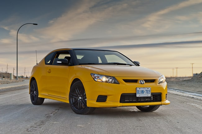 2012 Scion tC Release Series 7.0 Review