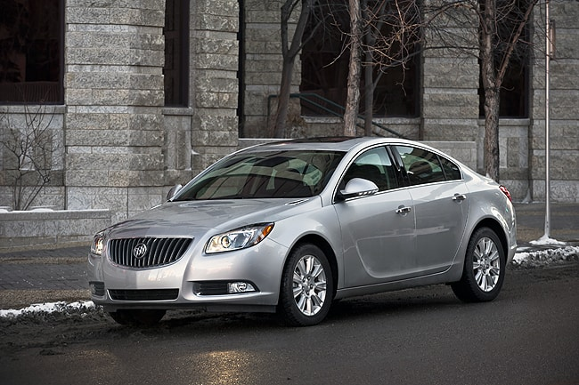 2012 Buick Regal eAssist Review