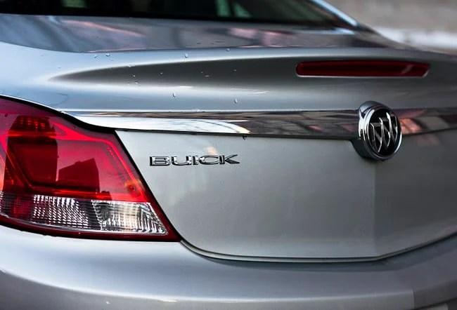 2012 Buick Regal eAssist Review