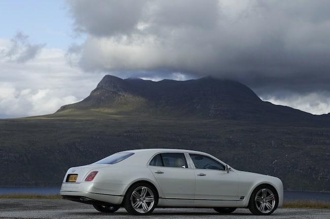2011 Bentley Mulsanne Review