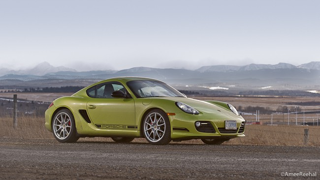 2012 Porsche Cayman R Review