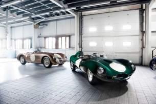 Jaguar Heritage Racing Program