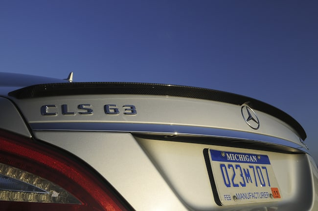 2012 Mercedes-Benz CLS 63 AMG review