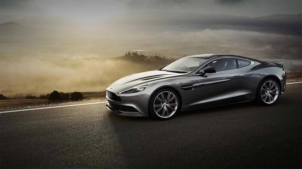 2012 Aston Martin Vanquish