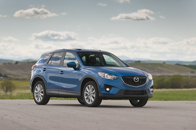 2012 Mazda CX-5 GS review