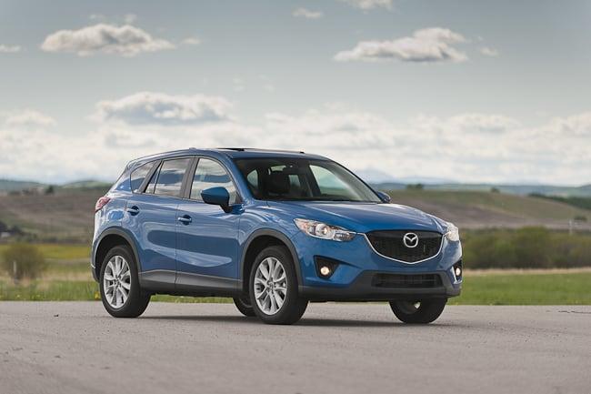 2012 Mazda CX-5 GS review