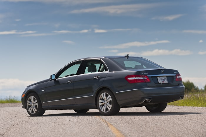 2012 Mercedes-Benz E 300 4MATIC Review