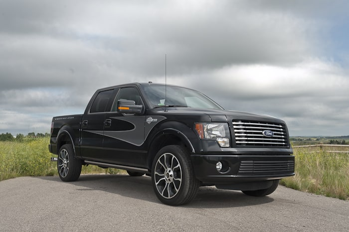2012 ford f 150 supercrew harley davidson edition review. Black Bedroom Furniture Sets. Home Design Ideas