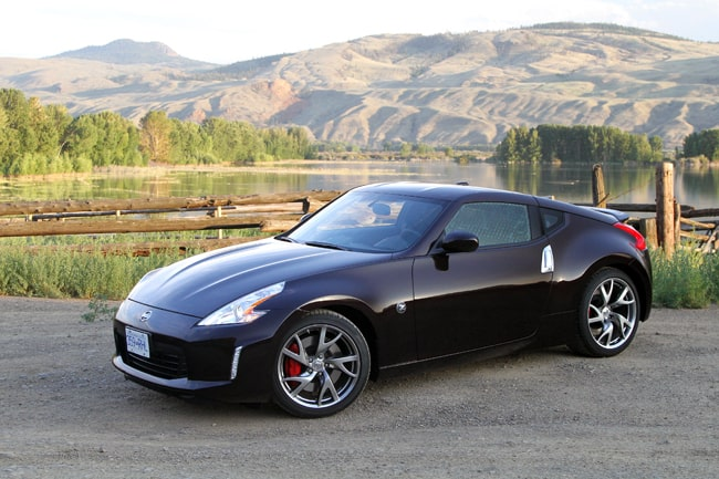 2013 Nissan 370Z Review