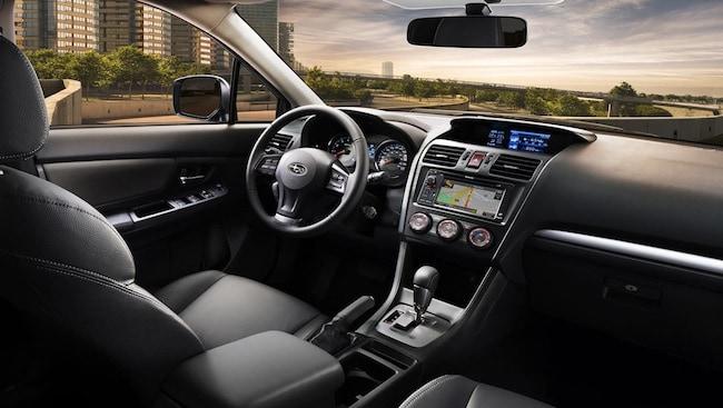 2013 Subaru XV Crosstrek preview