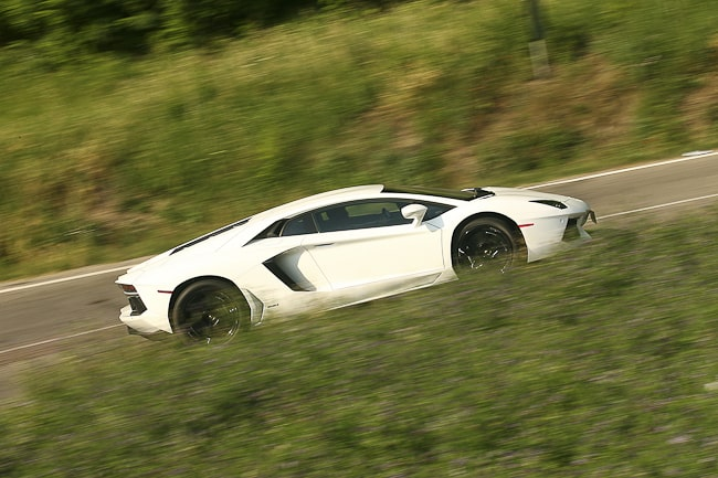 2012 Lamborghini Aventador LP 700-4 Review