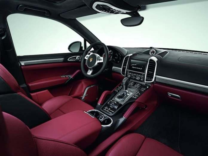 2013 Cayenne Turbo S