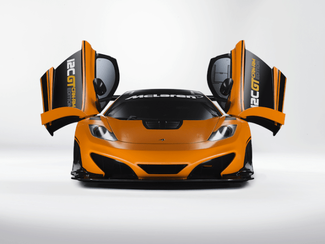 McLaren GT 12C GT CAN-AM EDITION