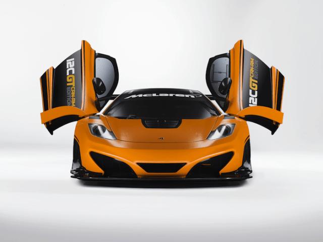 McLaren GT 12C GT CAN-AM EDITION