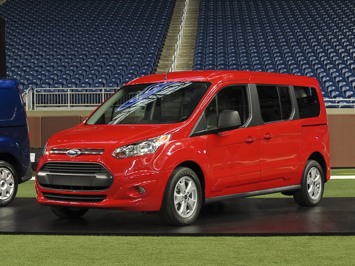 First Look: 2014 Ford Transit – Cargo Van with Style