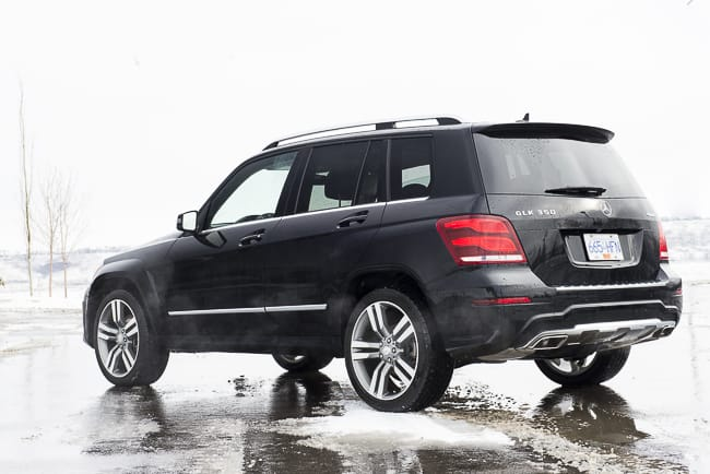 2013 mercedes benz glk 350 4matic review. Black Bedroom Furniture Sets. Home Design Ideas