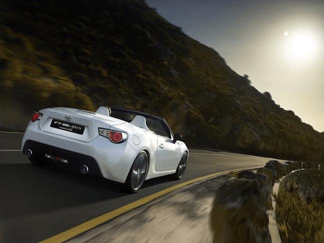 2014 Toyota FT 86 Concept