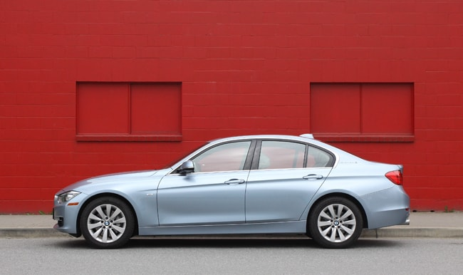 2013 BMW ActiveHybrid 3 Review