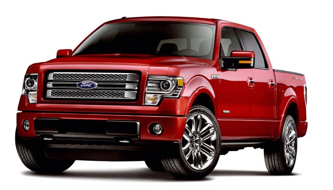 2013 Ford F-150 Limited Review