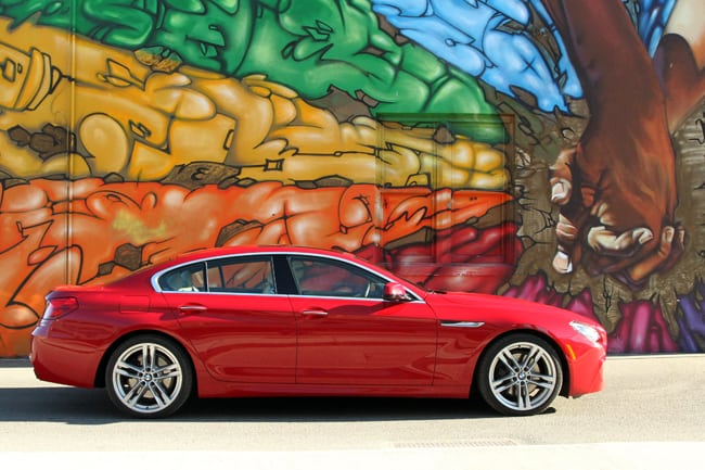2013 BMW 6 Series Gran Coupé review