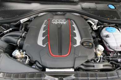 2013 Audi S7 Review-engine