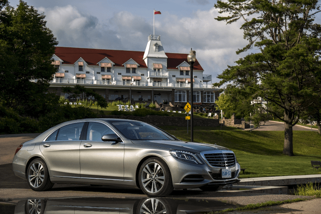 2014 Mercedes-Benz S-Class Review-profile